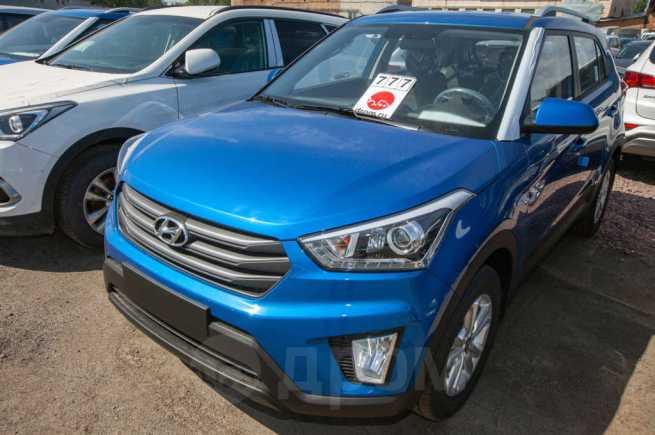 Hyundai Creta, 2018 год, 1 183 900 руб.
