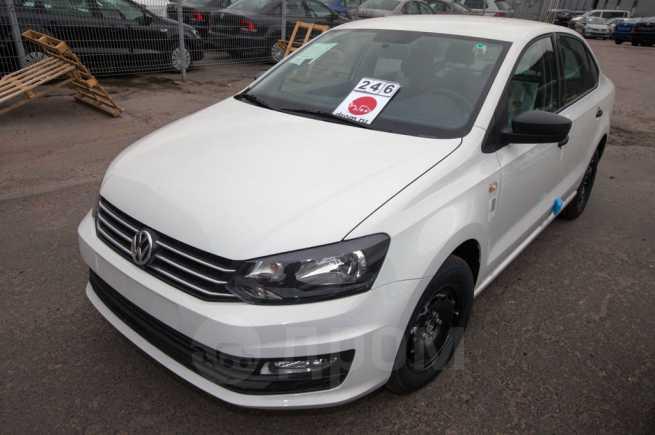 Volkswagen Polo, 2018 год, 709 900 руб.