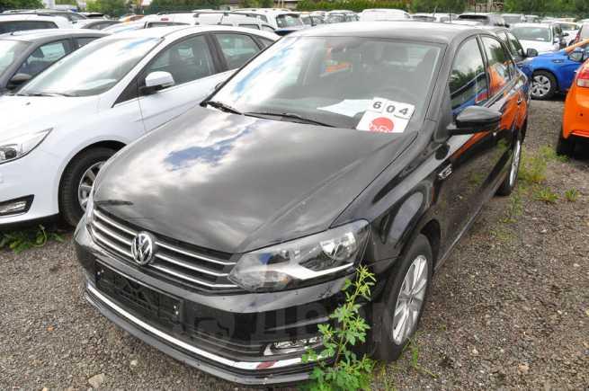Volkswagen Polo, 2018 год, 990 860 руб.