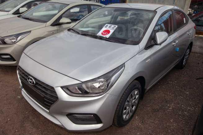 Hyundai Solaris, 2018 год, 923 900 руб.