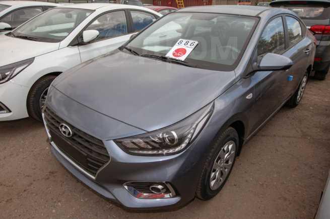 Hyundai Solaris, 2018 год, 853 900 руб.
