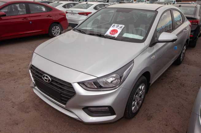 Hyundai Solaris, 2018 год, 788 900 руб.