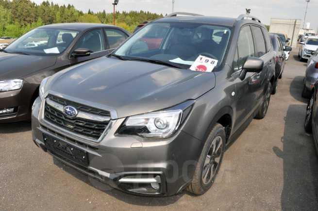 Subaru Forester, 2018 год, 2 079 900 руб.