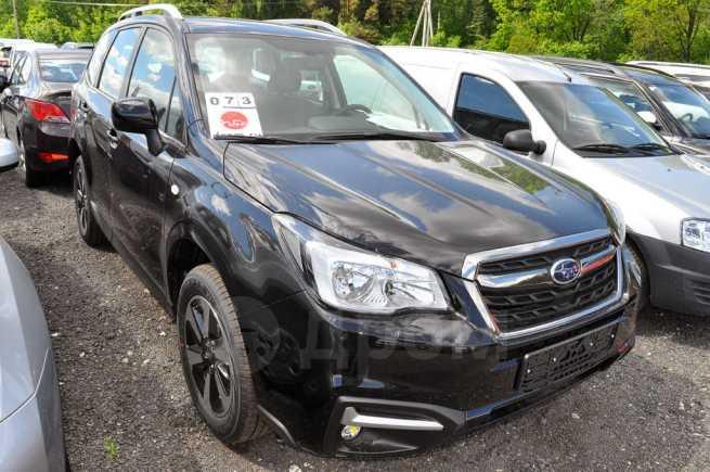 Subaru Forester, 2018 год, 1 929 900 руб.