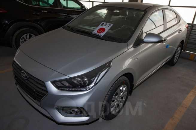 Hyundai Solaris, 2018 год, 813 900 руб.