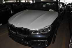 Москва BMW 7-Series 2018
