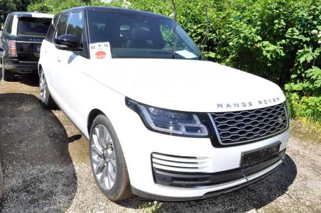 Land Rover Range Rover, 2018 год, 8 096 000 руб.