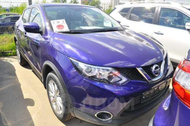 Nissan Qashqai, 2018 год, 1 481 300 руб.