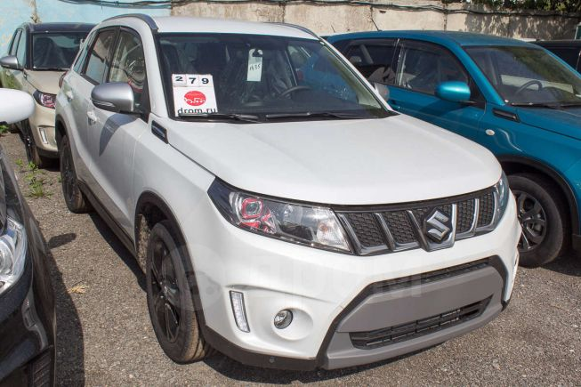 Suzuki Vitara, 2018 год, 1 690 000 руб.