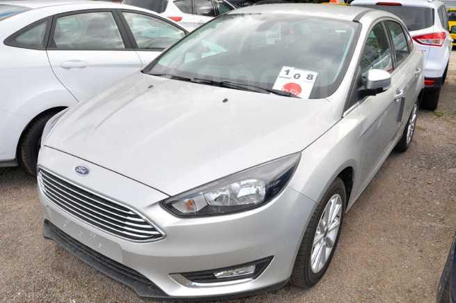 Ford Focus, 2018 год, 945 000 руб.