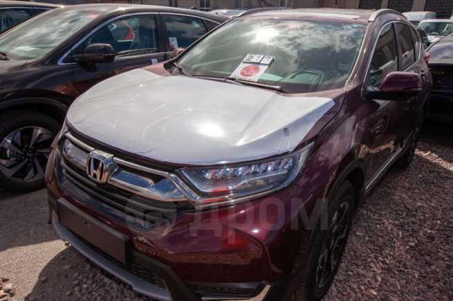Honda CR-V, 2019 год, 2 509 900 руб.