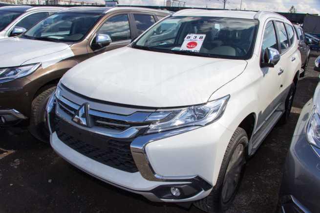 Mitsubishi Pajero Sport, 2018 год, 2 578 000 руб.