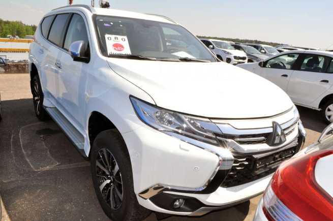 Mitsubishi Pajero Sport, 2018 год, 3 327 000 руб.