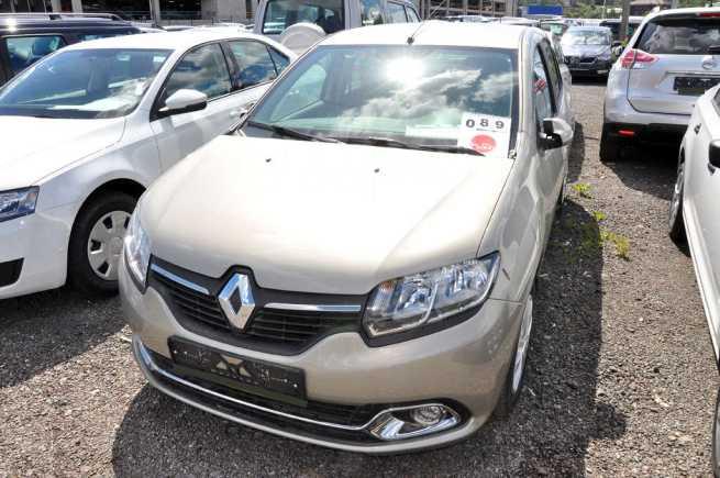 Renault Logan, 2018 год, 700 970 руб.