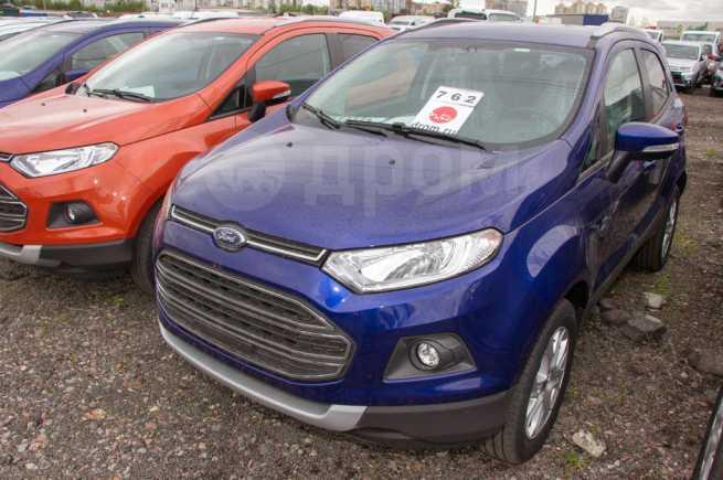 Ford EcoSport, 2018 год, 1 149 000 руб.