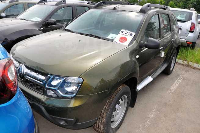 Renault Duster, 2018 год, 968 980 руб.