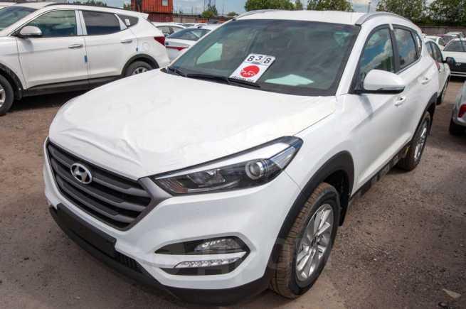 Hyundai Tucson, 2018 год, 1 679 000 руб.