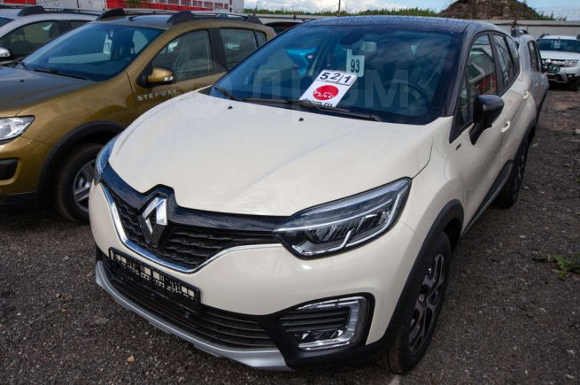 Renault Kaptur, 2018 год, 1 332 980 руб.