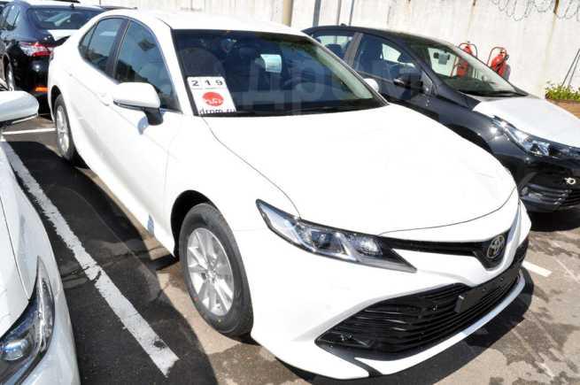Toyota Camry, 2018 год, 1 644 000 руб.