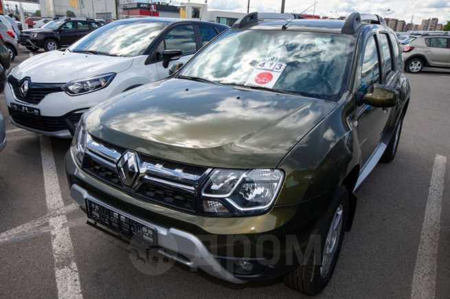 Renault Duster, 2018 год, 1 052 980 руб.
