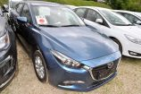 Mazda Mazda3. ETHERNAL BLUE_СИНИЙ (45B)