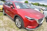 Mazda CX-9. ZEAL RED_КРАСНЫЙ (41G)