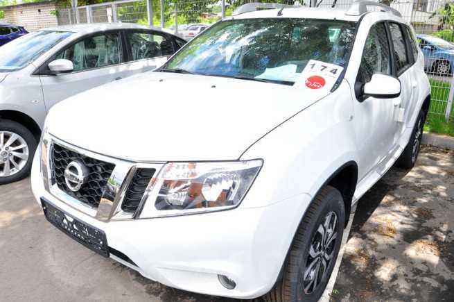 Nissan Terrano, 2018 год, 1 184 000 руб.