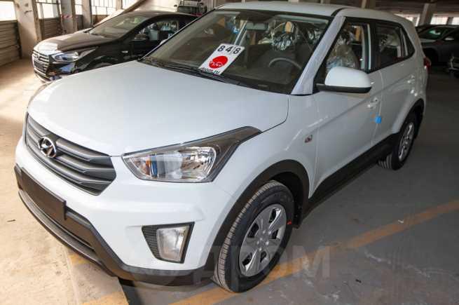Hyundai Creta, 2018 год, 982 900 руб.