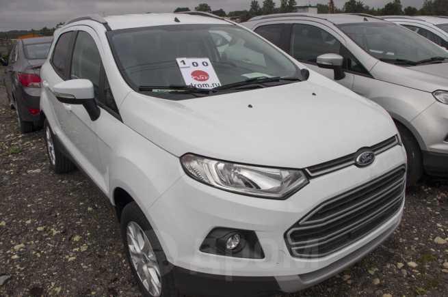 Ford EcoSport, 2018 год, 1 141 000 руб.