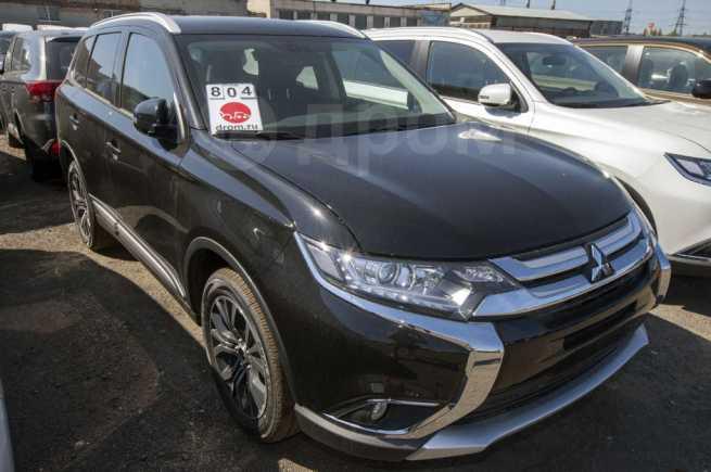Mitsubishi Outlander, 2018 год, 2 008 990 руб.