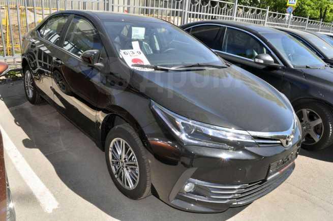 Toyota Corolla, 2018 год, 1 366 000 руб.