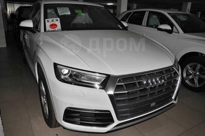 Audi Q5, 2018 год, 3 399 000 руб.