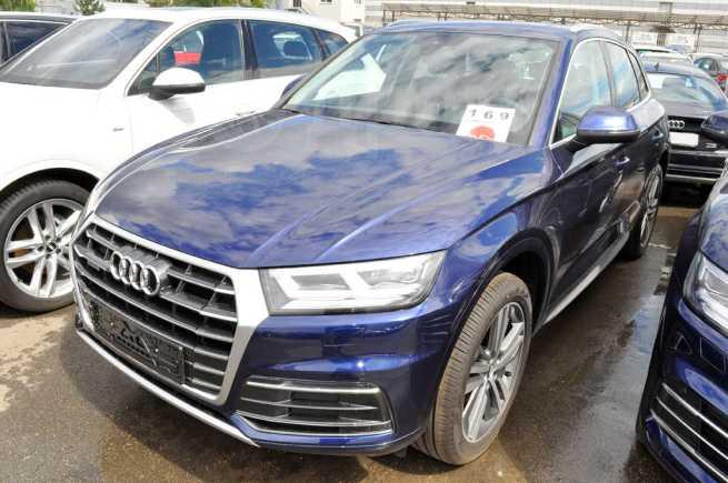 Audi Q5, 2018 год, 3 459 000 руб.