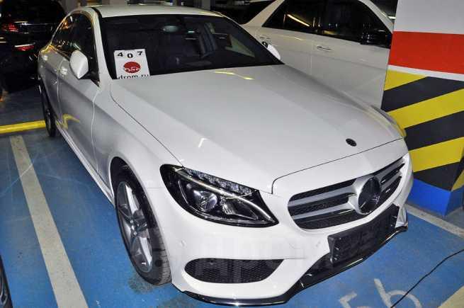 Mercedes-Benz C-Class, 2018 год, 2 450 000 руб.