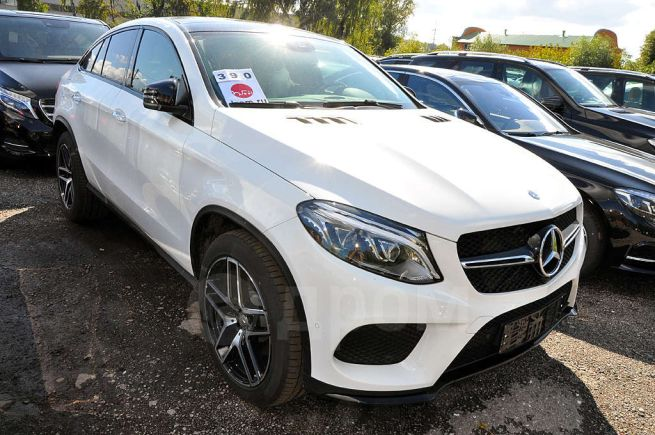Mercedes-Benz GLE Coupe, 2018 год, 5 630 000 руб.