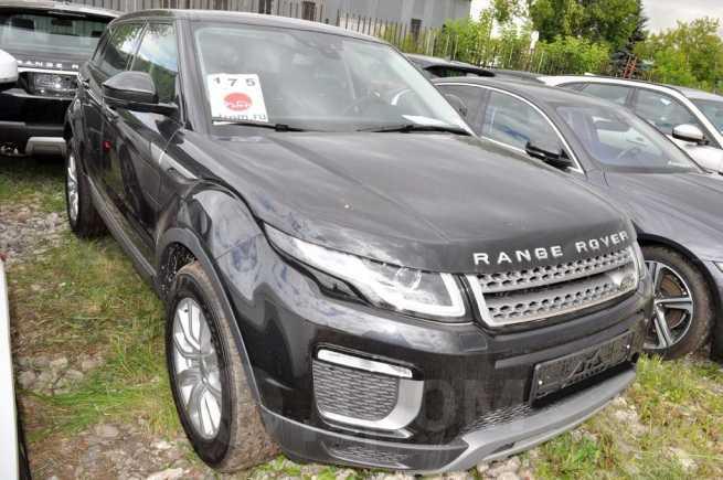 Land Rover Range Rover Evoque, 2018 год, 3 410 000 руб.