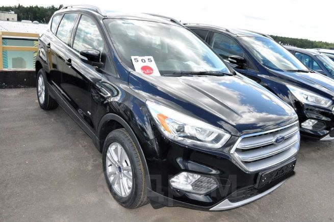 Ford Kuga, 2018 год, 1 720 000 руб.