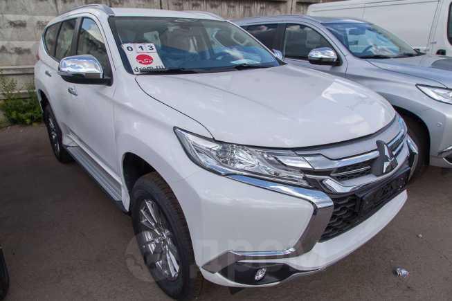 Mitsubishi Pajero Sport, 2018 год, 2 583 000 руб.