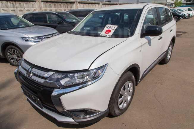 Mitsubishi Outlander, 2018 год, 1 635 000 руб.