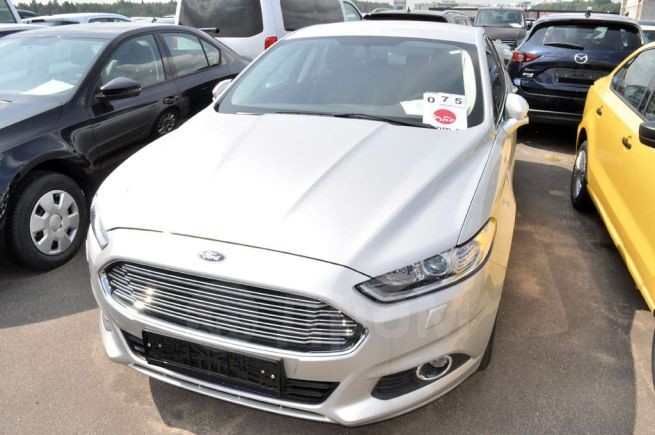 Ford Mondeo, 2018 год, 1 703 000 руб.