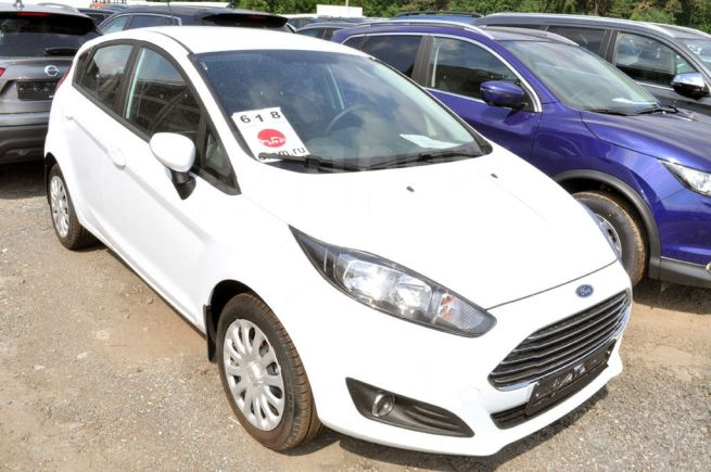 Ford Fiesta, 2019 год, 828 000 руб.