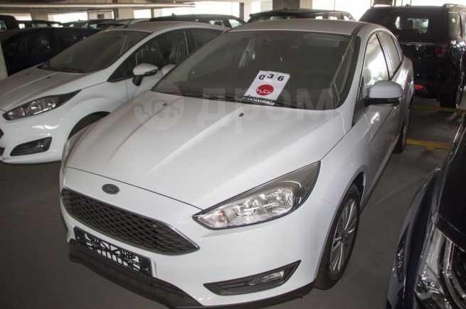 Ford Focus, 2018 год, 1 092 500 руб.