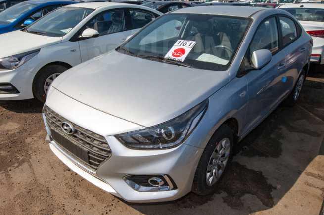 Hyundai Solaris, 2018 год, 759 000 руб.