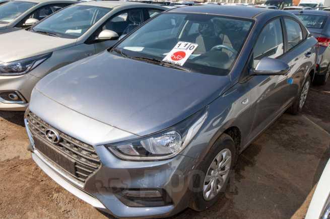 Hyundai Solaris, 2018 год, 893 900 руб.