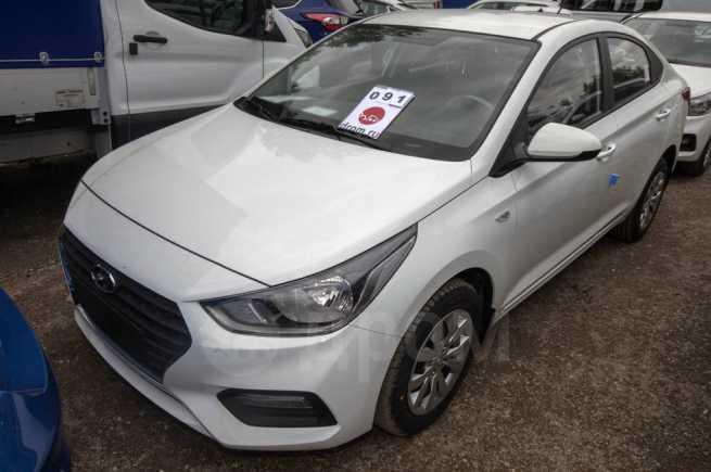 Hyundai Solaris, 2019 год, 944 000 руб.