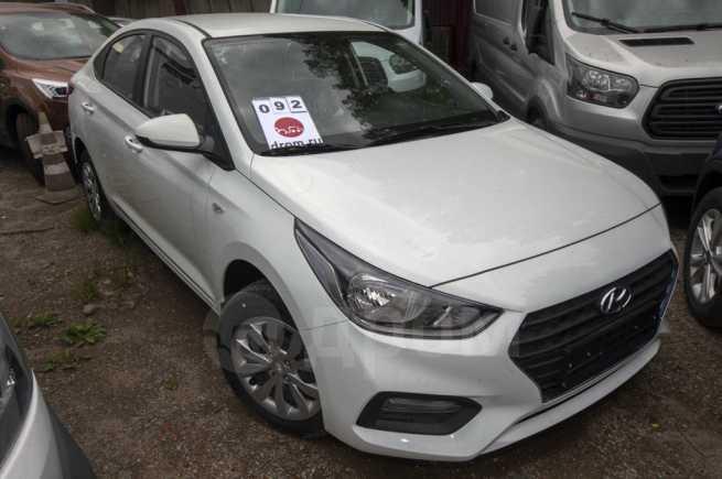 Hyundai Solaris, 2019 год, 839 000 руб.