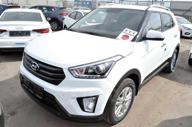 Hyundai Creta, 2019 год, 1 255 000 руб.