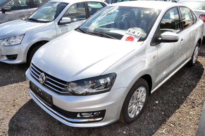 Volkswagen Polo, 2018 год, 814 900 руб.