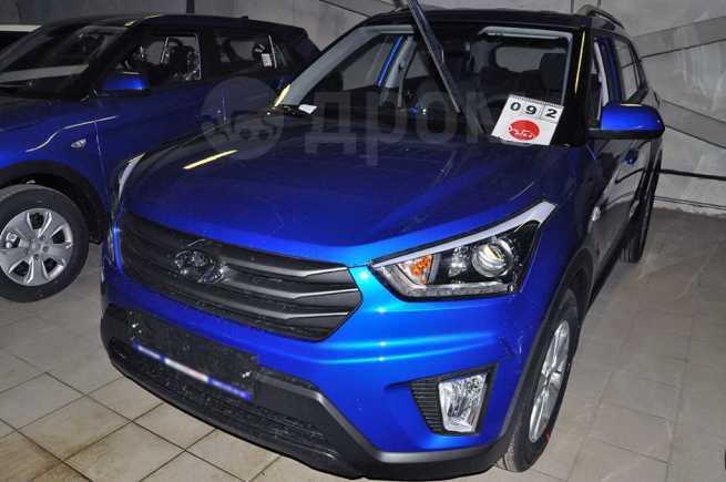 Hyundai Creta, 2018 год, 1 415 800 руб.