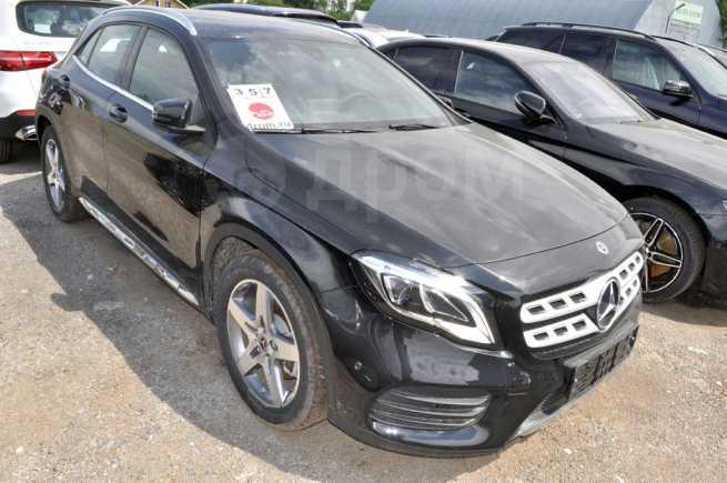 Mercedes-Benz GLA-Class, 2018 год, 2 185 000 руб.